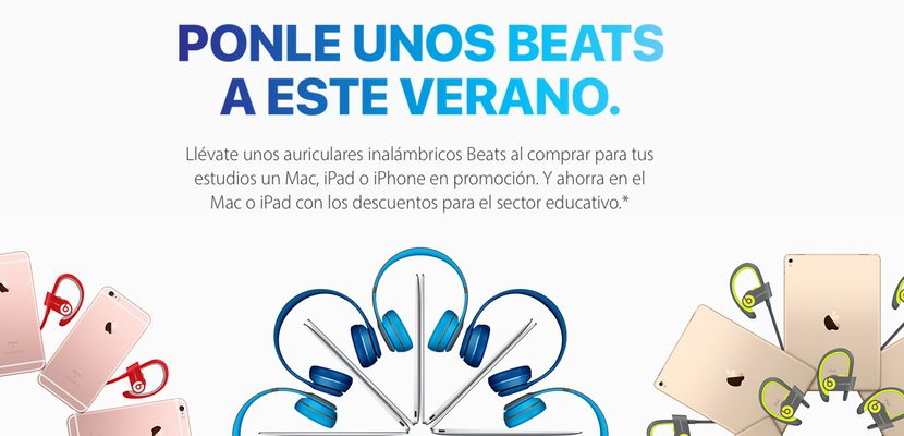 Oferta de MacBook por Vuelta al Cole