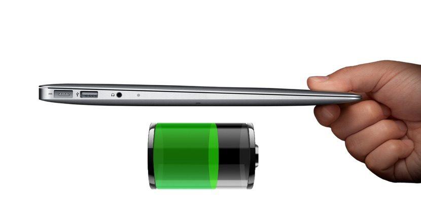 Batería del MacBook