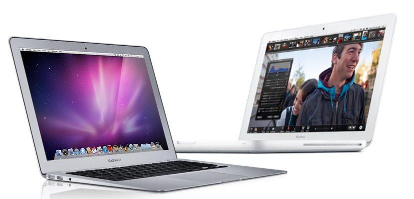 Carcasas del MacBook